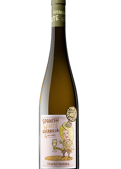 Spanish White Guerrilla Gewürztraminer 2017