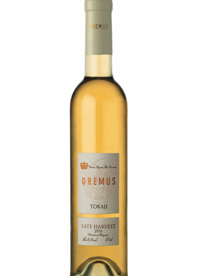 Tokaji-Oremus Late Harvest 2015 50 cl.