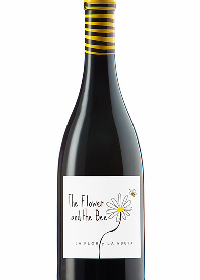 The Flower and the Bee Treixadura 2017