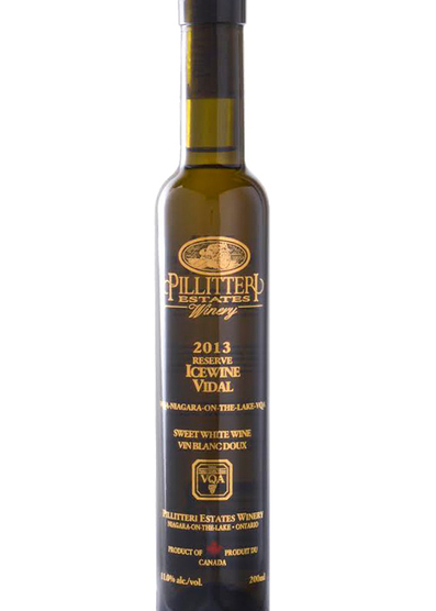 Pillitteri Estate Reserve Vidal Icewine 2013, 20 cl.